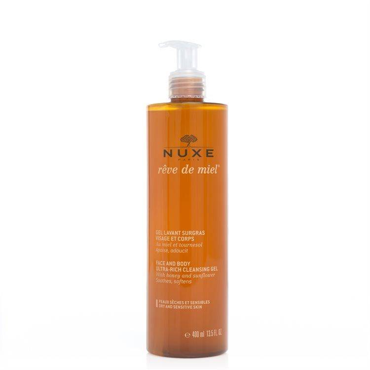 NUXE Face And Body Ultra Rich Cleansing Gel 400 ml