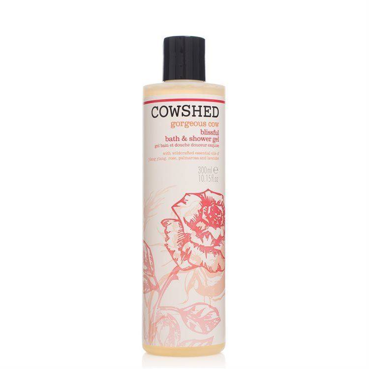 Cowshed Gorgeous Cow Bath And Shower Gel 300 ml
