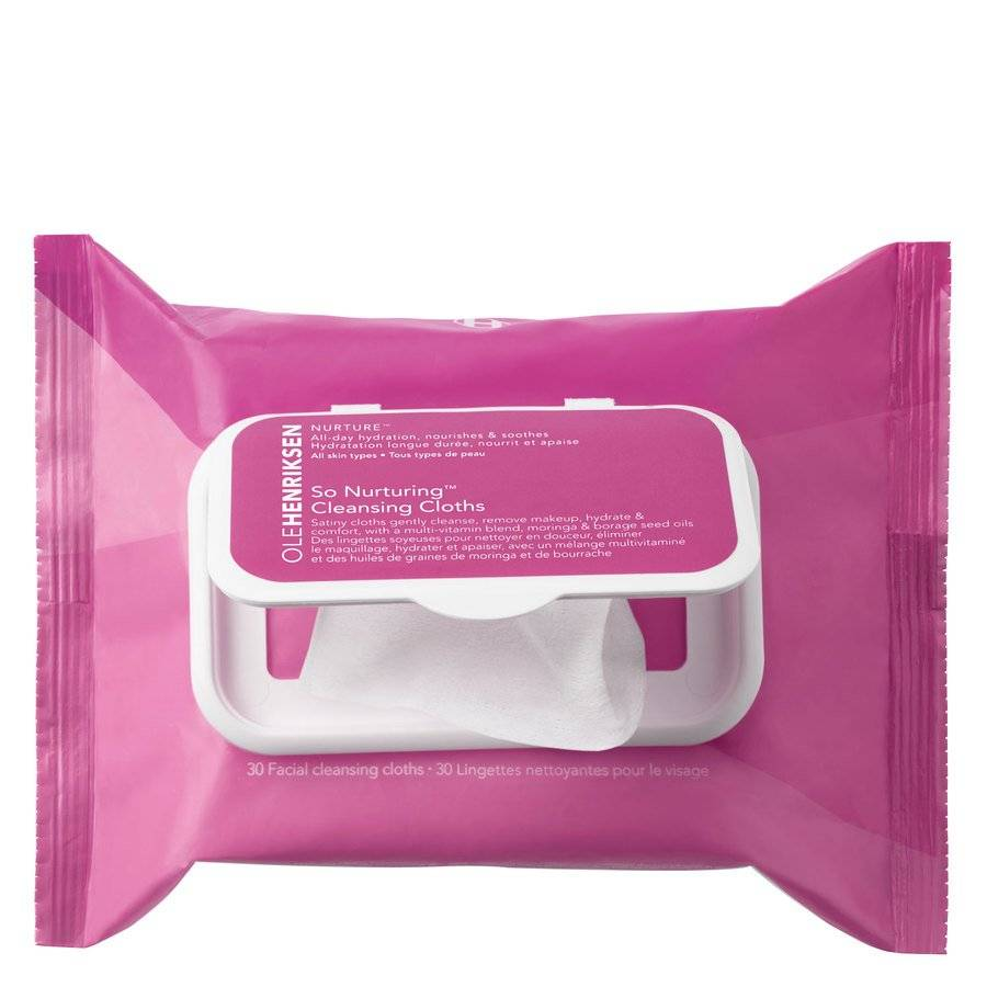 Ole Henriksen So Nurturing Cleansing Cloths 30 kpl