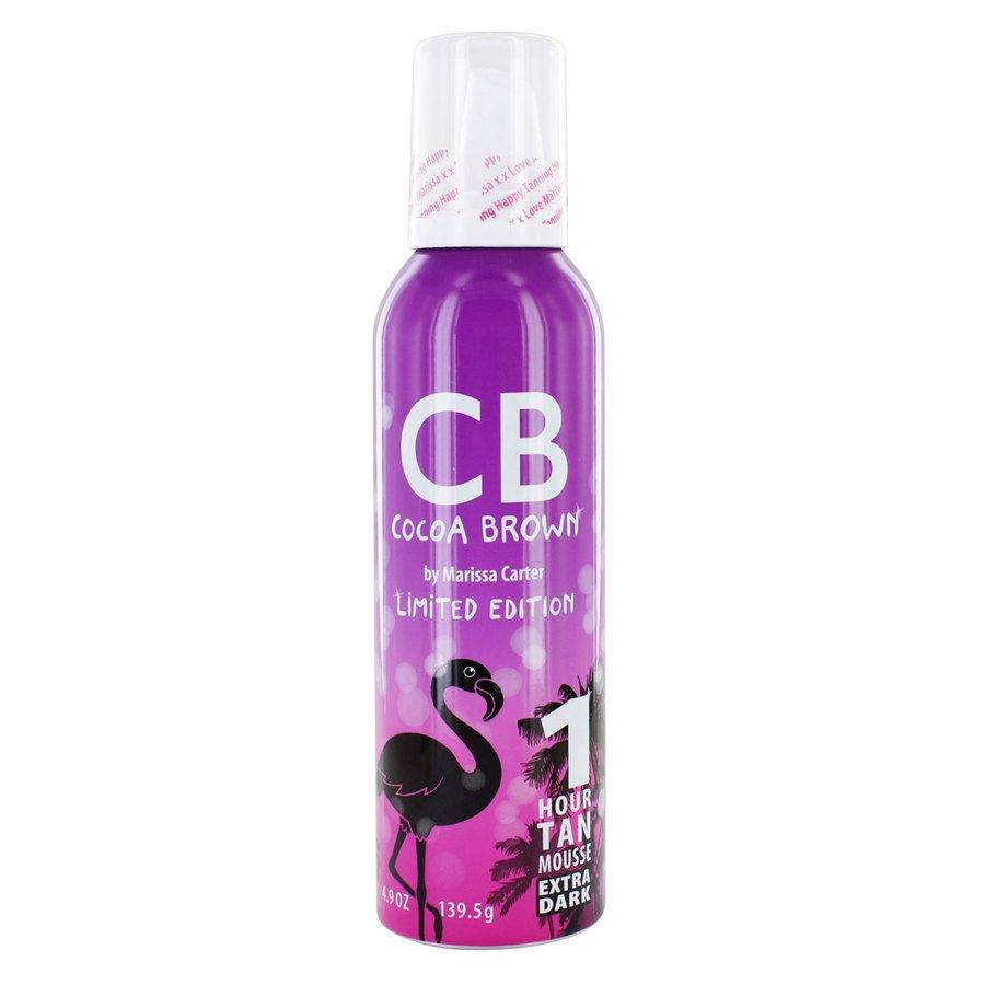 Cocoa Brown 1 Hour Tan Mousse Extra Dark Limited Edition