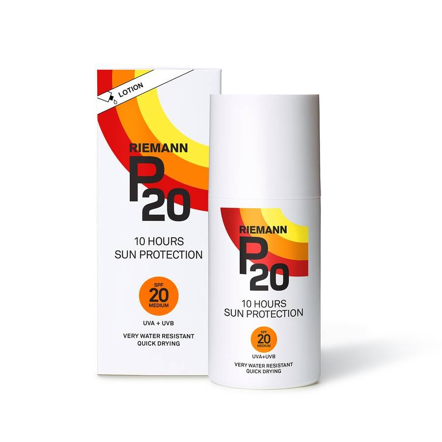 Riemann P20 10 Hours Sun Protection Spray SPF 20 200 ml