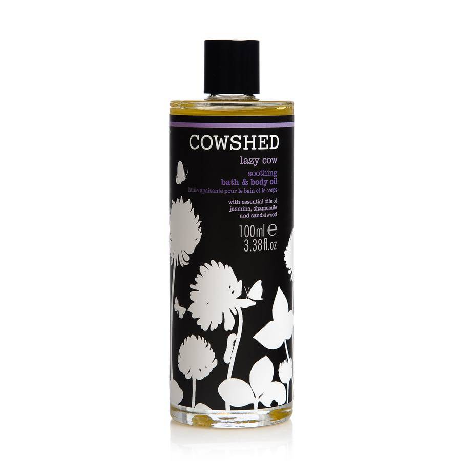 Cowshed Lazy Cow Soothing Bath & Body Oil 100 ml