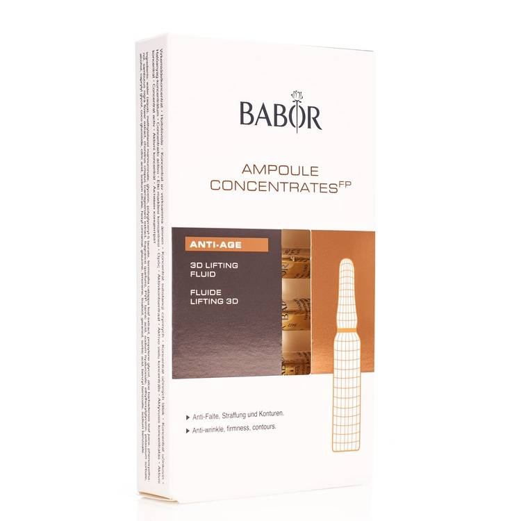Babor Ampoule Concentrates Anti-Age 3D Lifting Fluid 7 x 2 ml