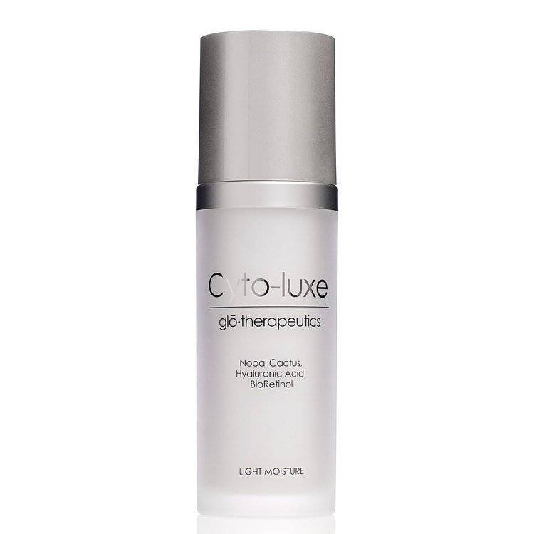 GloTherapautics glo therapeutics Cyto-Luxe Light Moisture 60ml