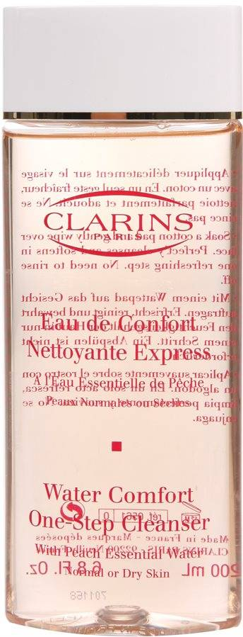 Clarins Water Comfort One-step Cleanser 200ml