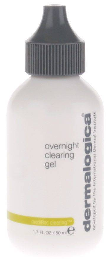 Dermalogica MediBac Clearing Overnight Clearing Gel 50 ml