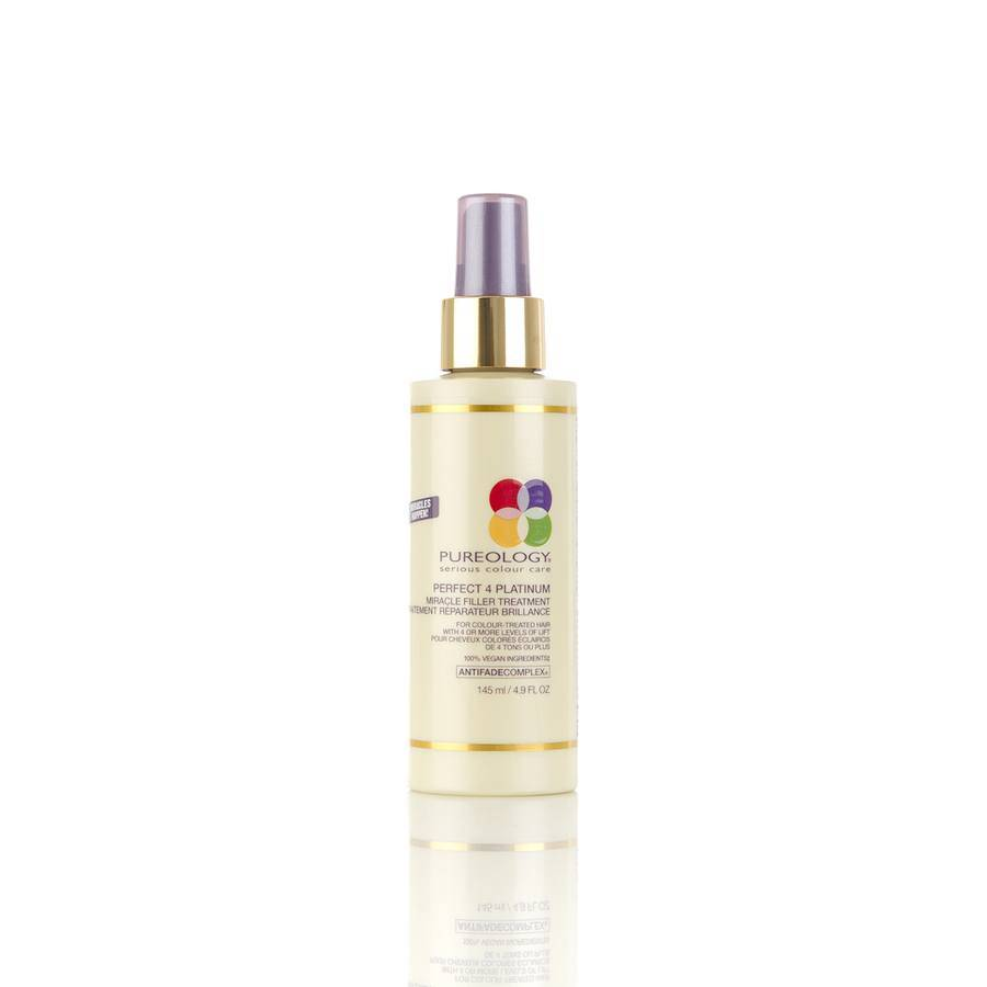 Pureology Perfect 4 Platinum Miracle Filler Treatment 145 ml