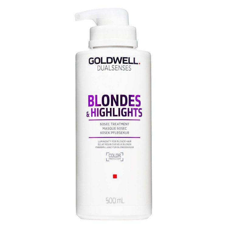 Goldwell Dualsenses Blondes & Highlights 60sec Treatment 500 ml