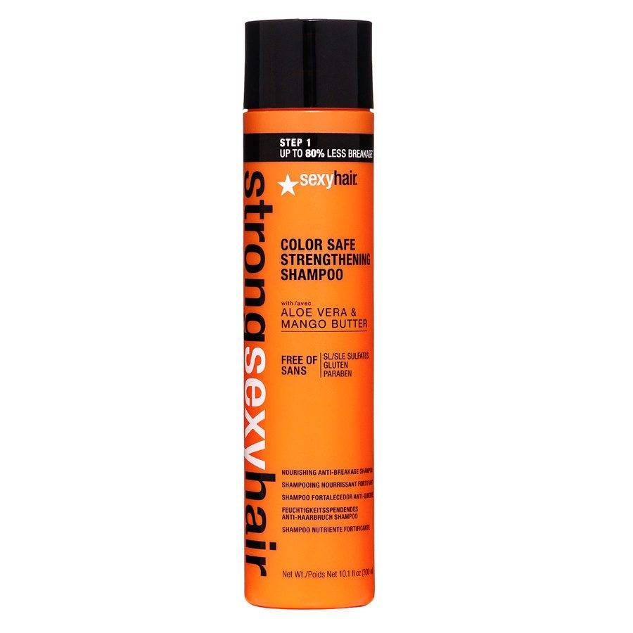 SEXY HAIR Strong Sexy Hair Strengthening Shampoo 300ml