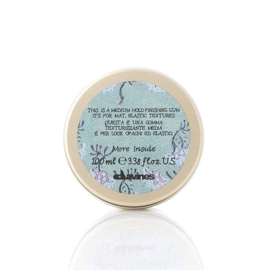 Davines More Inside This Is A Medium Hold Finishing Gum 100 ml