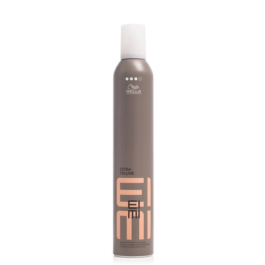 Wella Professionals Eimi Extra Volume Strong Hold Volumising Mousse 500 ml