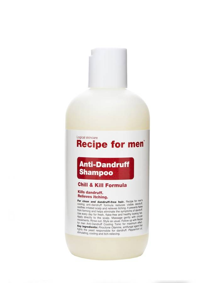 Recipe for Men Anti Dandruff Shampoo 250 ml