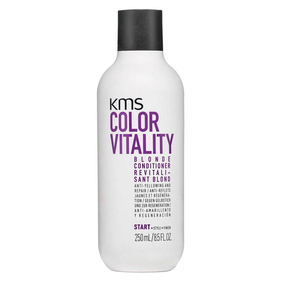 KMS California Color Vitality Blonde Conditioner 250ml