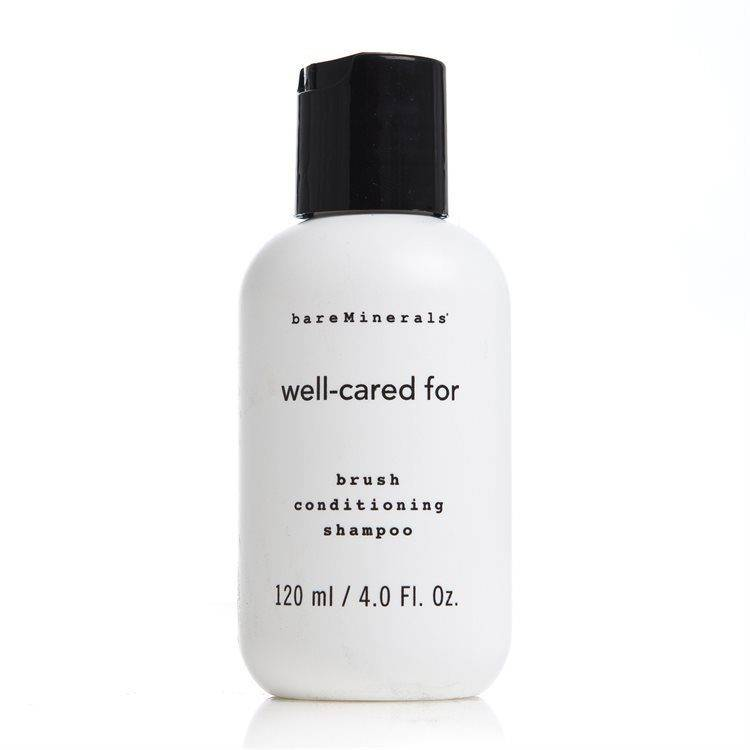 BareMinerals Well-Cared For Brush Conditioning Shampoo 120 ml