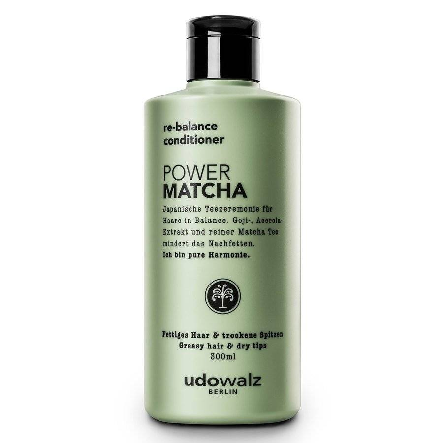 udowalz Udo Walz Power Matcha Re.Fresh Conditioner 300 ml