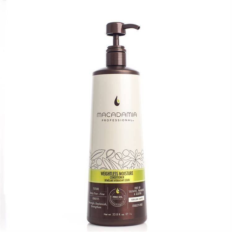 Macadamia Natural Oil Macadamia Professional Weightless Moisture Conditioner 1 000 ml