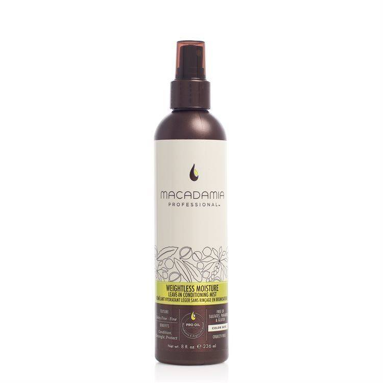 Macadamia Natural Oil Macadamia Professional Weightless Moisture Conditioning Mist 237 ml