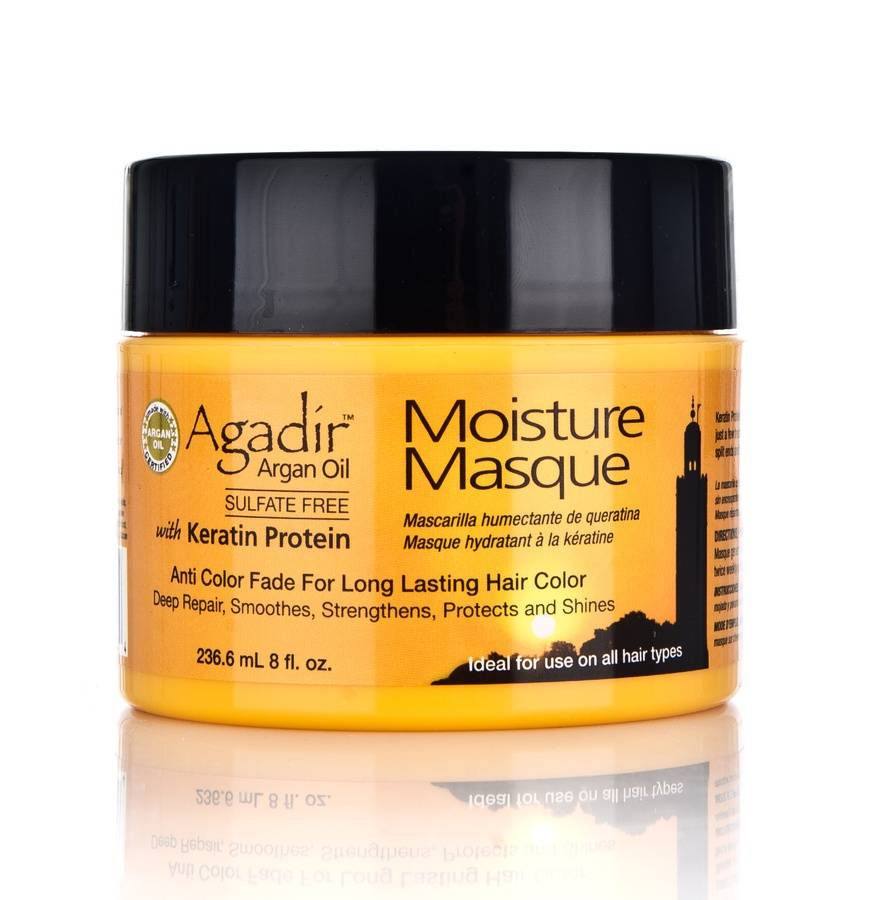 Agadir Argan Oil Moisture Masque 236 ml