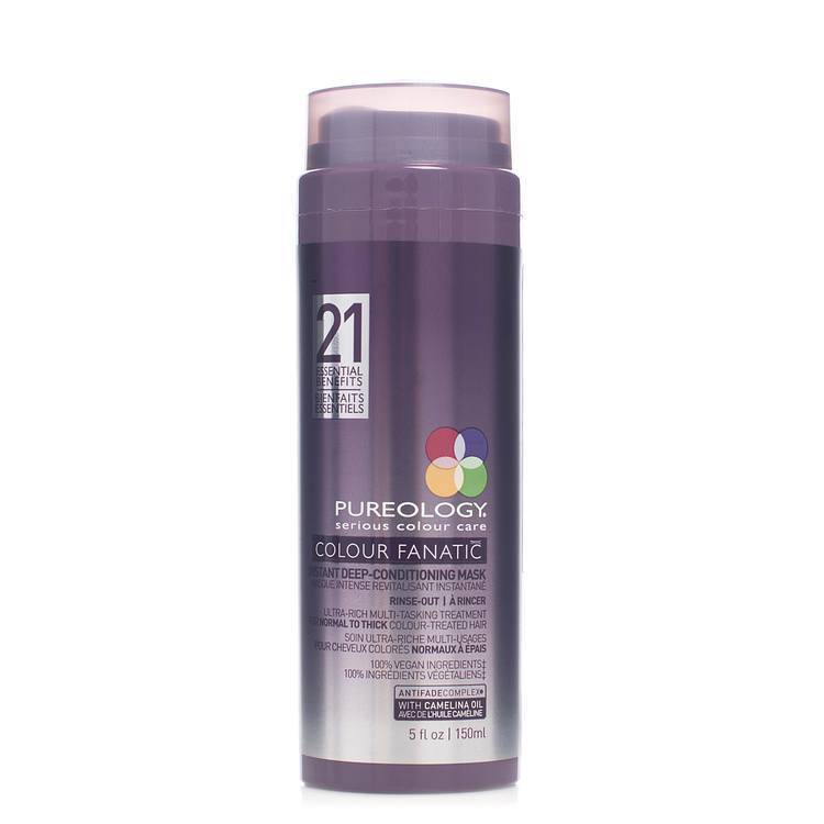 Pureology Colour Fanatic Instant Deep-Conditioning Mask 150 ml