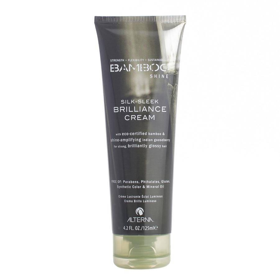 Alterna Bamboo Silk-Sleek Brilliance Cream 125 ml