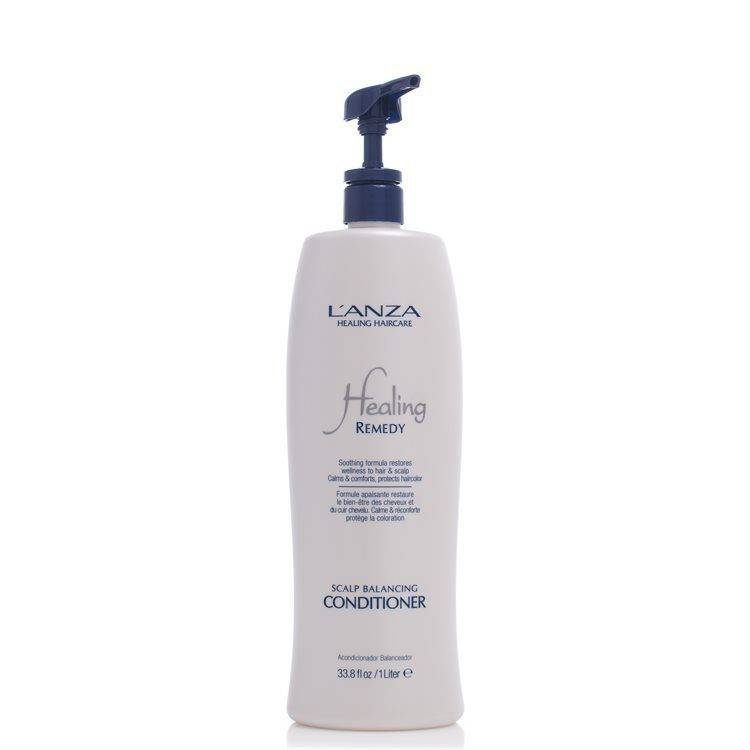 Lanza Healing Remedy Scalp Balancing Conditioner 1000ml
