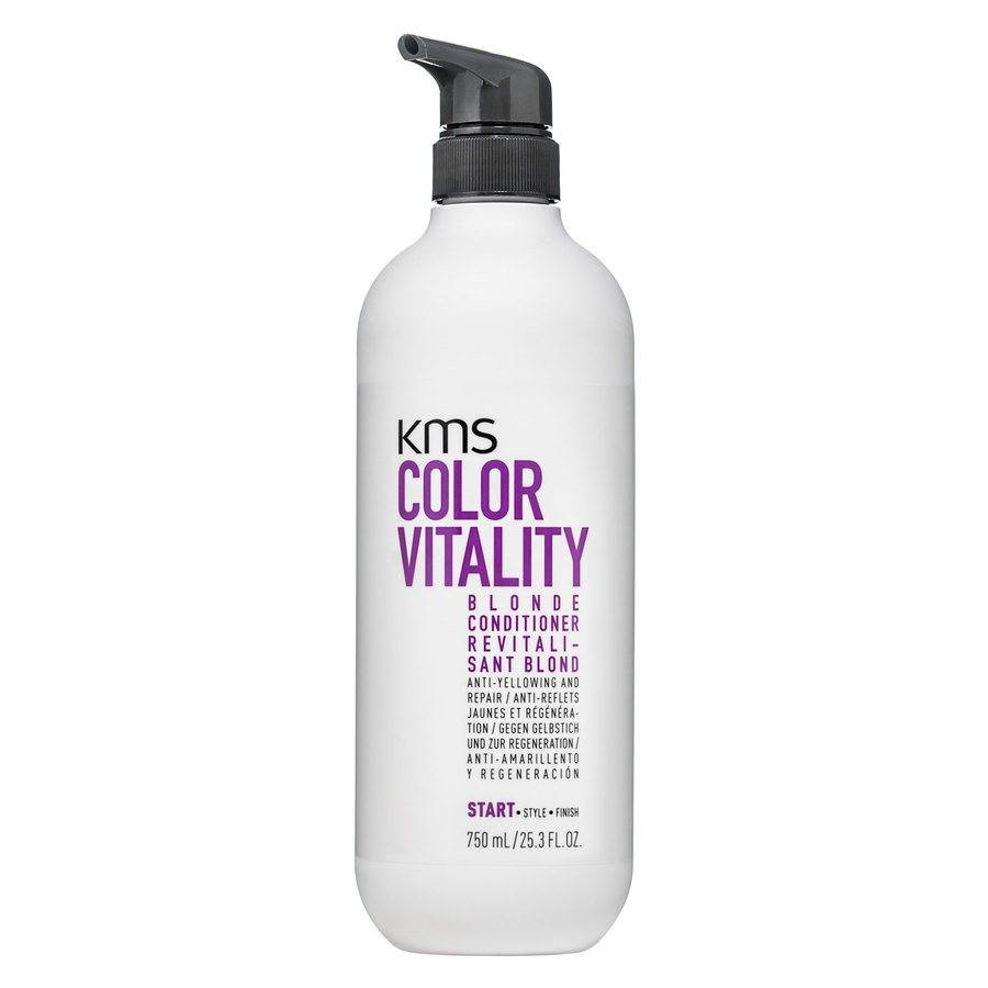 KMS California Color Vitality Blonde Conditioner 750ml
