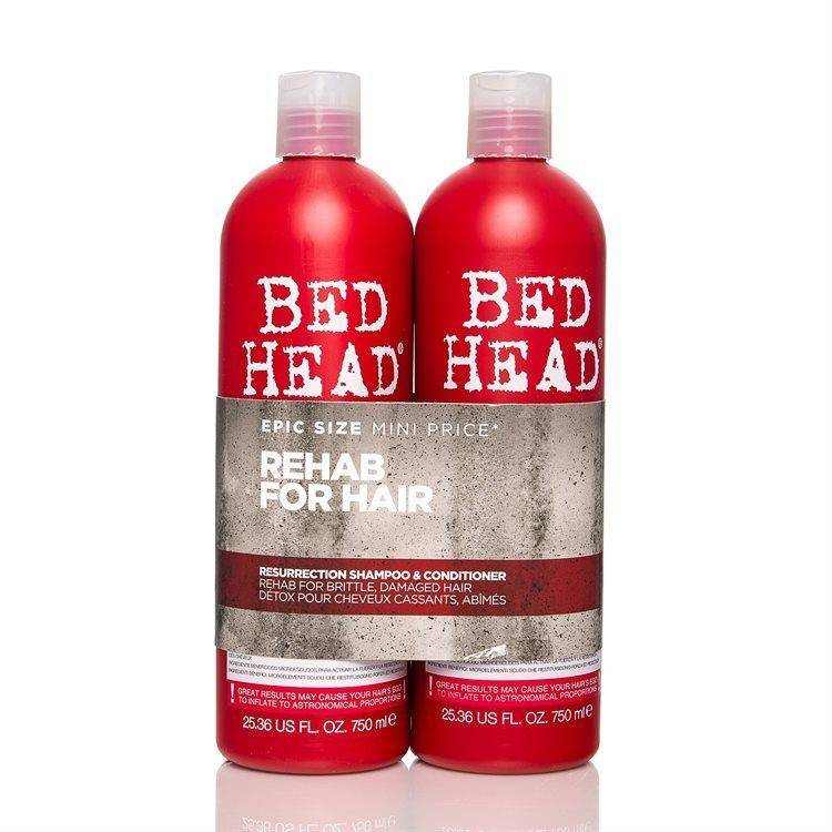Tigi Bed Head Urban Antidotes Resurrection Shampoo & Conditioner 2 x 750 ml