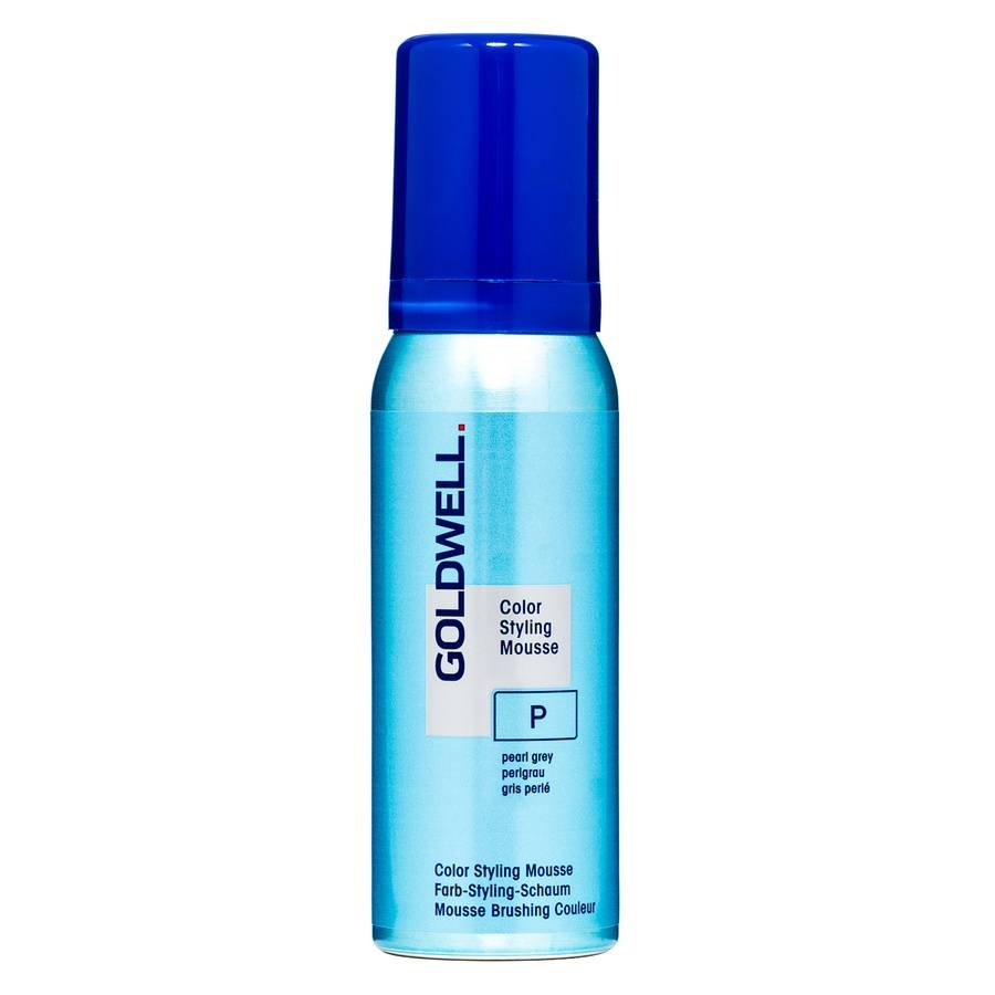 Goldwell Color Styling Mousse 75 ml - P Pearl Grey