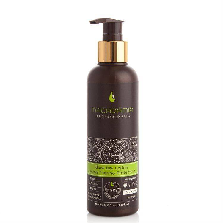 Macadamia Natural Oil Macadamia Professional Blow Dry Lotion 198 ml