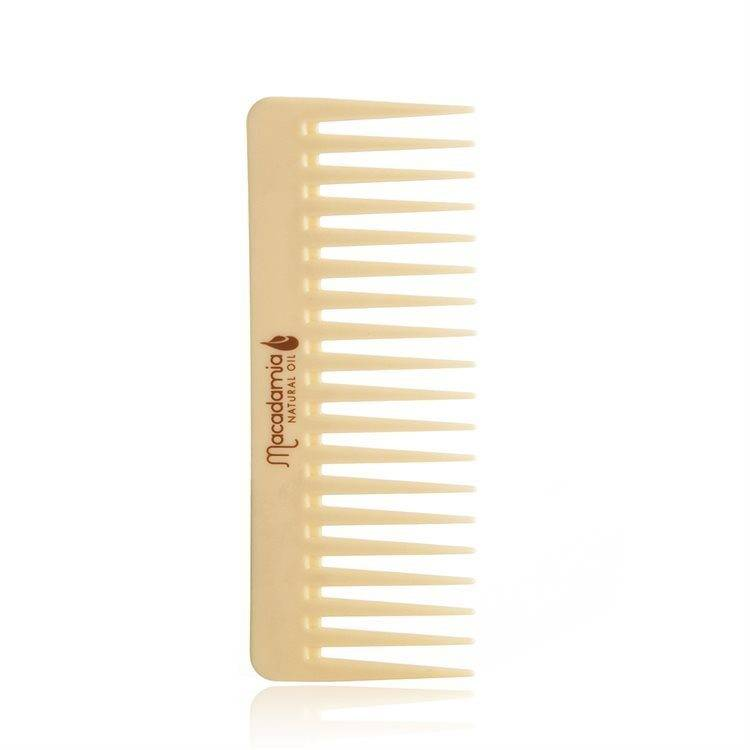 Macadamia Natural Oil Macadamia Professional Healing Oil Infused Comb