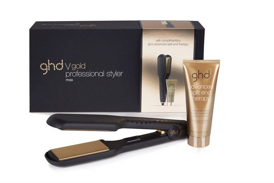 GHD V Gold Max Professional Styler Gift Set