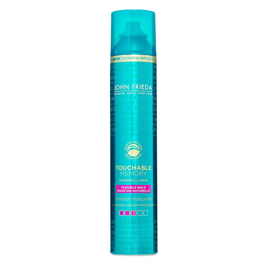 John Frieda Touchable Hairspray 400 ml