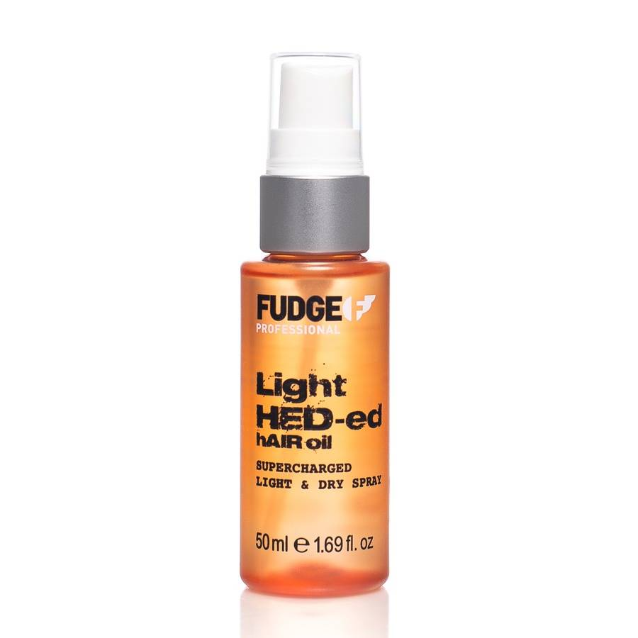 Fudge Light Hed-ed Hair Oil Light & Dry Spray 50 ml