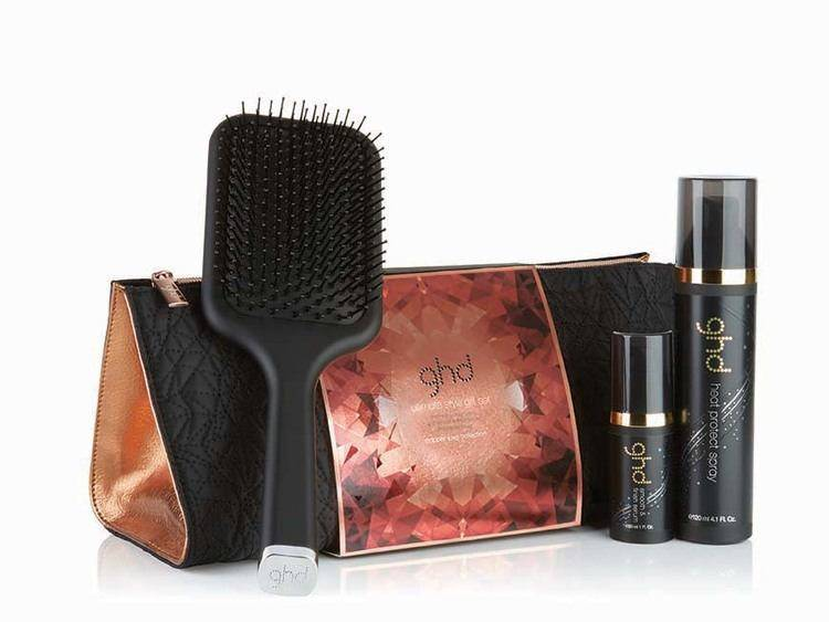 GHD Ultimate Style Gift Set Copper Luxe Collection