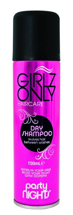 Only Girlz Only Dry Shampoo 150 ml – Party Nights