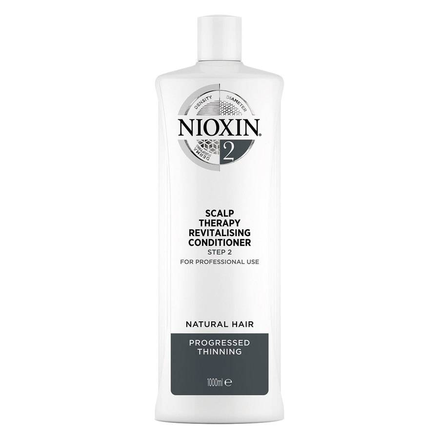 Nioxin System 2 Scalp Therapy Revitalizing Conditioner 1 000 ml