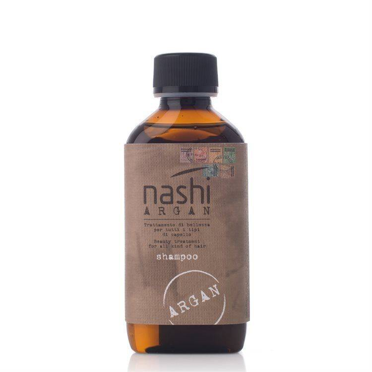 Nashi Argan Shampoo Beauty Treatment For All Kind Of Hair 200 ml