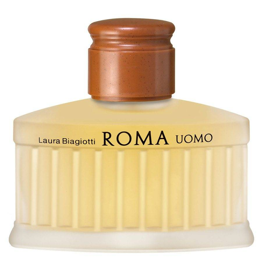 Laura Biagiotti Roma Uomo Eau De Toilette For Him 75 ml