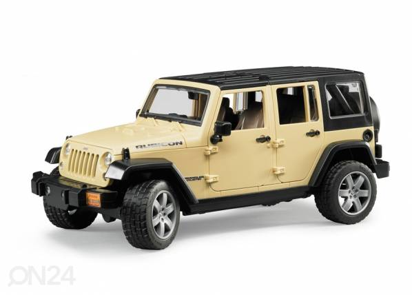 BRUDER JEEP WRANGLER UNLIMITED RUBICON 1:16 BRUDER