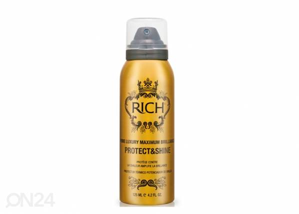 RICH Kiiltoa antava lämpösuojaspray RICH Pure Luxury 125ml