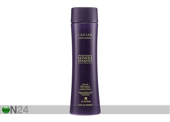 ATERNA Kiiltoa antava shampoo ANTI-AGING BRIGHTENING BLONDE 250ml