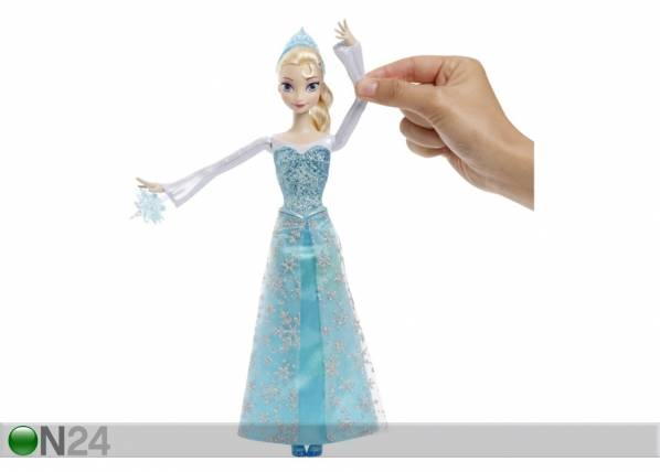 Mattel Nukke FROZEN ELSA ICE POWER