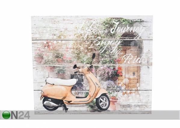 Home4you Taulu VESPA 50x60 cm