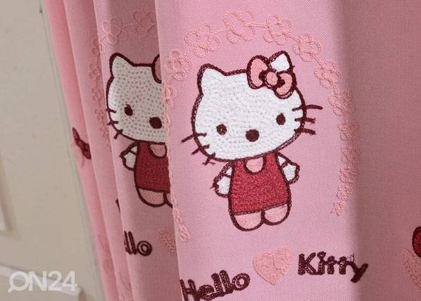 AT-Kodutekstiil Desingverhot HELLO KITTY 300x260 cm