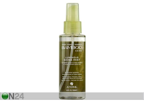 ATERNA Kevyt kiiltospray ALTERNA BAMBOO 250 ml