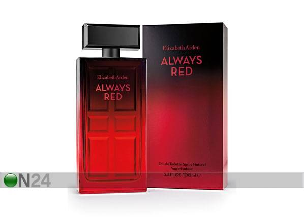 Elizabeth Arden Always Red EDT 100ml