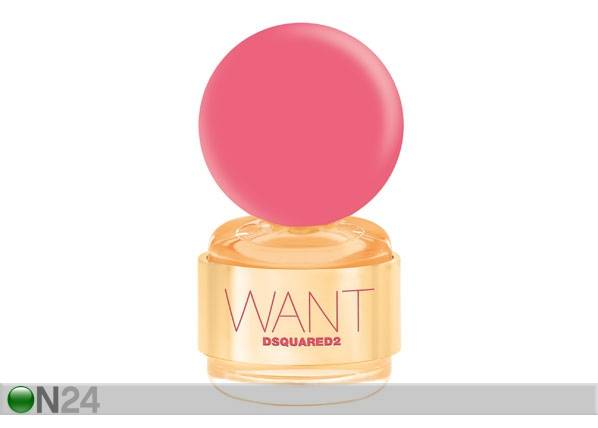 Dsquared2 Want Pink Ginger EDP 30ml