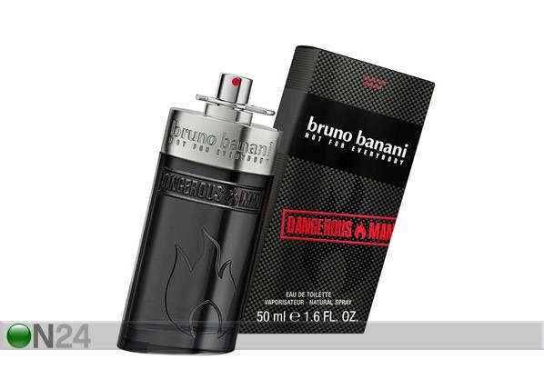 Bruno Banani Dangerous Men EDT 50ml
