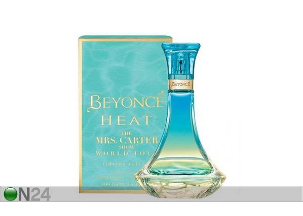 Beyonce Heat The Mrs. Carter Show World Tour EDP 100ml