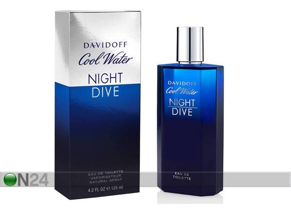 Davidoff Cool Water Night Dive Man EDT 125ml